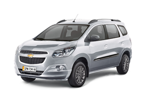 Chevrolet Spin 5/7 PAX